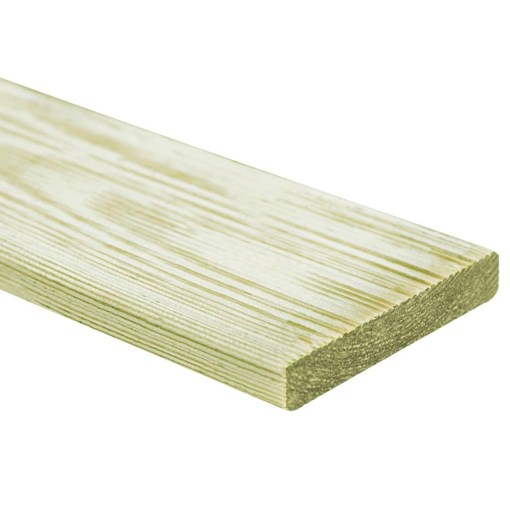 Lames De Terrasse Bois détails sur lames de terrasse 40 pcs 150x12 cm bois fsc w3o6